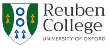 reuben college logo