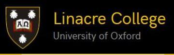linacre college logo